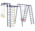 Детская игровая площадка Удалец-1Т Плюс (шведская стенка + качель) - Спорттовары в Симферополе