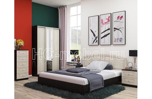 Спальня СИБИРЬ, шкафы, комоды, кровати, фото — «Реклама Севастополя»