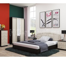 Спальня СИБИРЬ, шкафы, комоды, кровати - Мебель для спальни в Севастополе