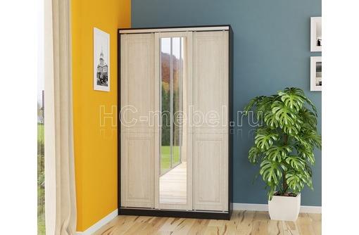 Шкафы СИБИРЬ, распашные, шкафы-купе, 2- и 3-дверные - Мебель для спальни в Севастополе