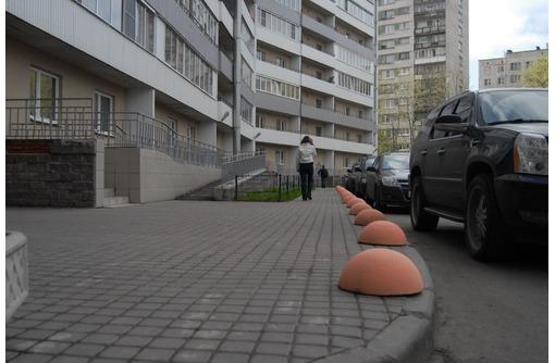 Тротуарная плитка в Севастополе. Декоративный камень. Бетонные ограничители парковки. - Кирпичи, камни, блоки в Севастополе