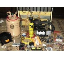 Ремонт, обслуживание холодильного оборудования, кондиционеров - Ремонт техники в Крыму