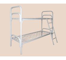 Кровати металлические одноярусные, кровати металлические двухъярусные, кровати металлические оптом - Мягкая мебель в Старом Крыму