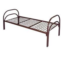 Железные армейские кровати, одноярусные металлические кровати для больниц, бытовок, общежитий - Мягкая мебель в Евпатории
