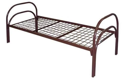 Кровати металлические для интернатов, кровати для студентов, кровати металлические для рабочих - Мягкая мебель в Белогорске