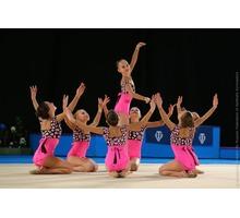 Художественная и эстетическая гимнастика - Детские спортивные клубы в Краснодарском Крае