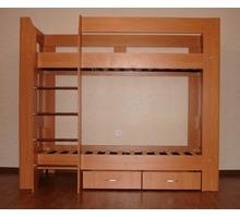 Изготовление двухъярусных кроватей - Мебель для спальни в Краснодарском Крае