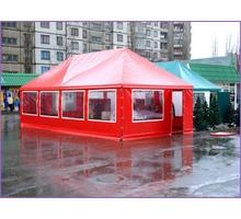 Купить шатер тентовый для кафе - Строительные работы в Усть-Лабинске