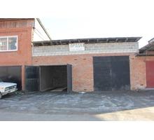 Продается кирпичный гараж - Продам в Краснодарском Крае