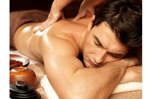 Расслабляющий массаж   без интима, фото — «Реклама Адлера»