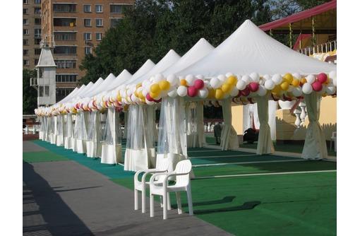 Производство шатров для летнего и зимнего времени - Металлические конструкции в Адлере