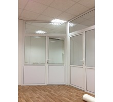 Офисные и межкомнатные перегородки в Сочи - Двери межкомнатные, перегородки в Краснодарском Крае