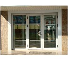 Алюминиевые двери в Сочи и Адлере - Двери межкомнатные, перегородки в Краснодарском Крае