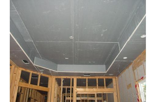 Гипсокартон Натяжные потолки обьемы любые - Ремонт, отделка в Армавире