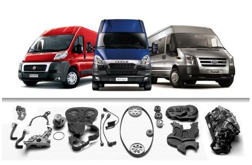 Запчасти на грузовой и коммерческий транспорт - Для грузовых авто в Краснодаре