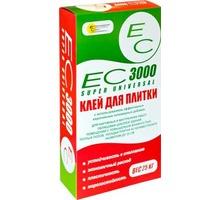 Плиточный клей ЕС-3000 для керамогранита и теплых полов, 25кг - Отделочные материалы в Краснодаре