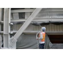 Безвоздушная покраска поверхности - Строительные работы в Туапсе