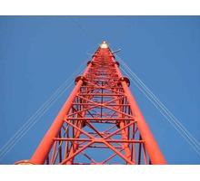 покраска вышек сотовой связи - Строительные работы в Туапсе