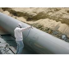 покраска трубопроводов - Строительные работы в Туапсе