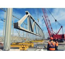 монтаж металлоконструкций - Строительные работы в Туапсе