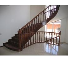 Деревянные лестницы в Краснодаре - Лестницы в Краснодаре