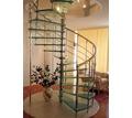Лестницы и перила из стекла - Лестницы в Краснодаре