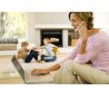 Работа на дому для мам в декрете, домохозяек - Работа на дому в Краснодаре