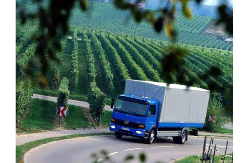 Грузоперевозки оперативно, качественно в Анапе - Грузовые перевозки в Анапе