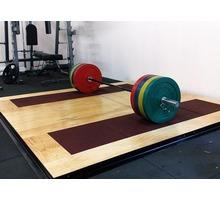 Резиновое покрытие для тренажерных и спортивных залов. - Прочие строительные материалы в Краснодарском Крае