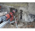 Алмазное бурение отверстий в любом строительном материале - Бурение скважин в Краснодаре