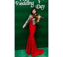Скрипачка на праздник. Электро-скрипка - Свадьбы, торжества в Краснодарском Крае