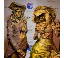 Живые статуи, Леди-фуршет на Ваше мероприятие - Свадьбы, торжества в Краснодаре