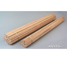 Нагели березовые (шканты) для строительства домов из дерева, бань в Краснодаре. - Прочие строительные материалы в Краснодаре