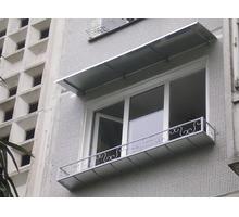 Цветочницы на окна в Сочи - Окна в Краснодарском Крае