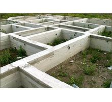 Строительство фундамента в Сочи - Строительные работы в Краснодарском Крае