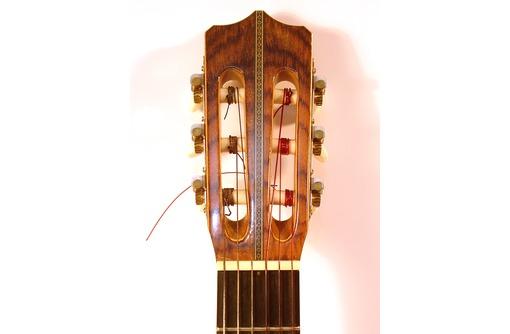 Концертная гитара мастера Николая Игнатенко - Музыкальные инструменты в Краснодаре