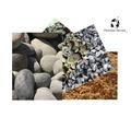 Щебень, песок, отсев, булыжник,галька в Краснодаре - Сыпучие материалы в Краснодаре