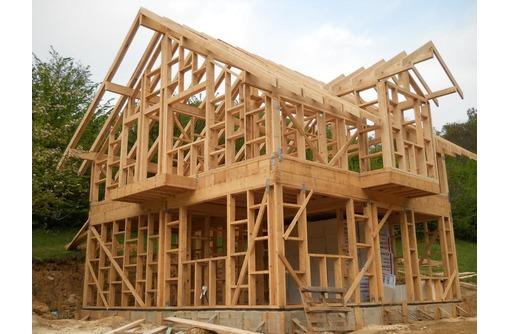 Каркасное строительство домов - Строительные работы в Адлере