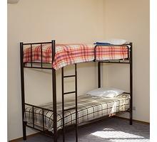 Двухъярусные кровати металлические - Мебель для спальни в Краснодарском Крае