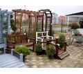 Садовая, уличная мебель из массива от Производителя. - Ландшафтный дизайн в Краснодаре