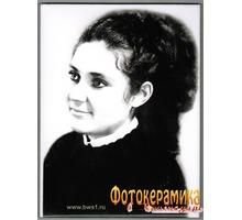 Портреты для памятников на металле и керамограните - Ритуальные услуги в Краснодаре
