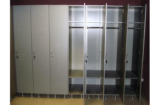 Шкафы для фитнес-залов, раздевалок, спортзалов - Мебель для офиса в Краснодаре