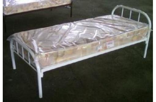 Кровати двухъярусные, односпальные на металлокаркасе - Мебель для спальни в Анапе