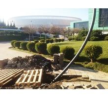 Прокол под дорогой без повреждения ландшафта - Сантехника, канализация, водопровод в Краснодарском Крае