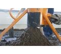 Доставка Тонарами песок крупнозернистый карьерный 0-5 мм до 700 м3 в день с карьера Белореченск - Сыпучие материалы в Краснодаре