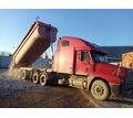 Доставка щебня в Краснодаре и Крае, цены — продажа, доставка Камаз с прицепом Тонар Краснодар - Сыпучие материалы в Краснодаре