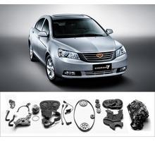 Фильтра, свечи, ремни, колодки, детали КПП, двигателя, оптика для моделей Geely - Для малого коммерческого транспорта в Краснодаре