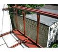 Балконы пластиковые (расширение в две стороны) - Балконы и лоджии в Краснодарском Крае