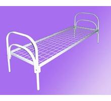 Бюджетные кровати металлические для постояльцев в гостиницы, отели - Мягкая мебель в Адлере