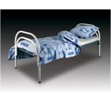 Одноярусные кровати металлические эконом класса в палаты больниц, клиник, госпиталей - Мягкая мебель в Краснодарском Крае